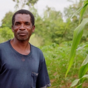 Malawi gezinnen Foundations for Farming